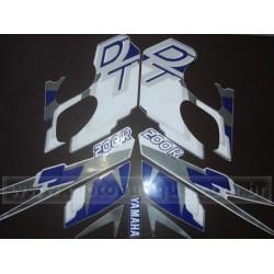 Kit de Adesivos DT 200 R 1998 Azul