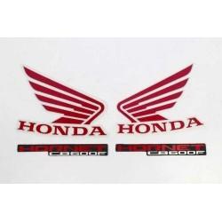 Kit de Adesivos Hornet 2009 Preta