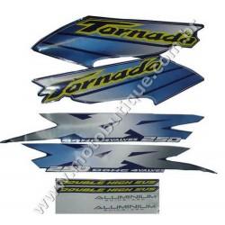 Kit de Adesivos Tornado 2001 e 2002 Azul
