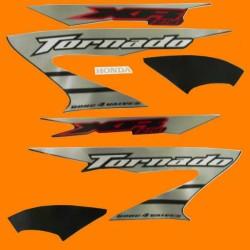 Kit de Adesivos Tornado 2006 Preta
